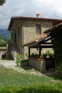 Tuscan holiday cottage
